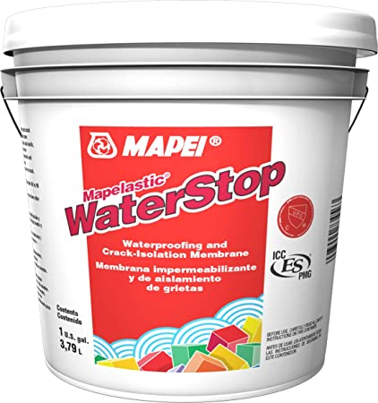 Mapei Mapelastic WaterStop, Tile Grout - Amazon Canada