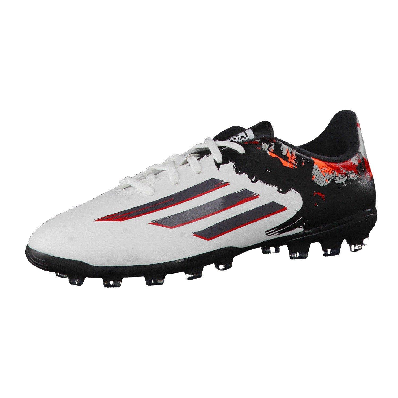Adidas Kinder Fussballschuhe Messi 10.3 AG ftwr Weiß granite scarlet 38