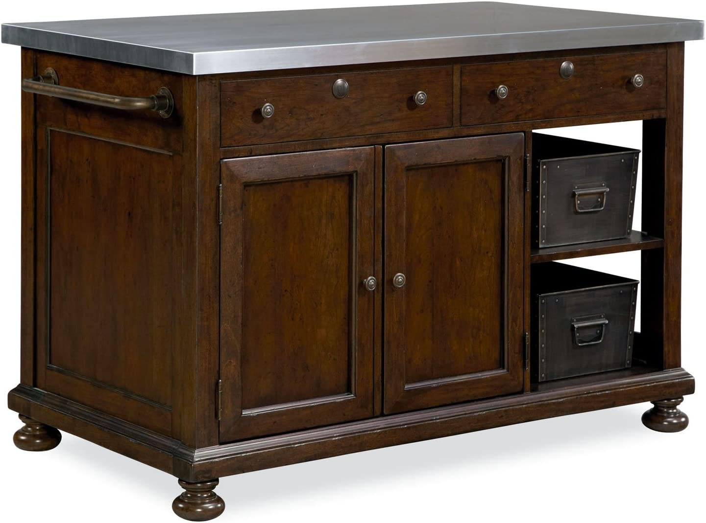 Simple Office Room Design, Amazon Com Paula Deen River House Kitchen Island 393644 Kitchen Islands Carts
