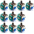 10 x 3D Rocker Analog Joystick Sensor Module for Sony PS4 Xbox One Wireless Controller Controller Replacement