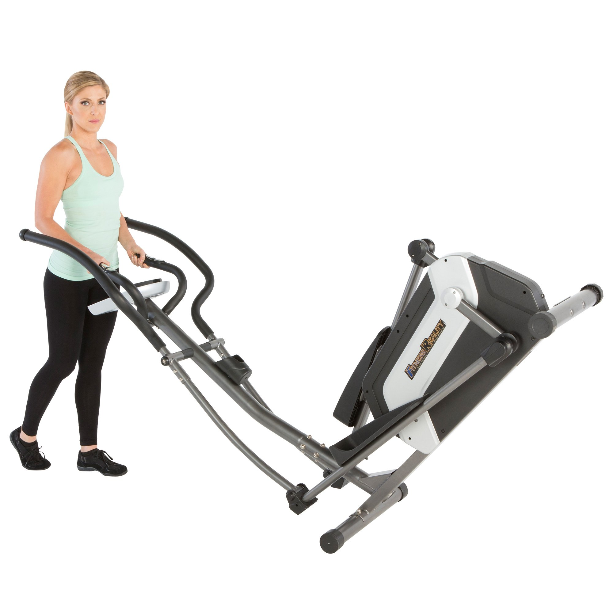 Fitness Reality E5500XL Magnetic Elliptical Trainer with Comfortable 18'' Stride by Fitness Reality (Image #16)