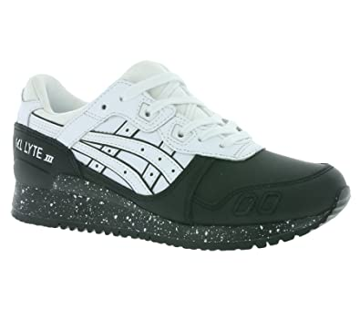 reputable site 55d22 fa351 Asics - Gel Lyte III Oreo Pack - Sneakers Unisex: Amazon.co ...