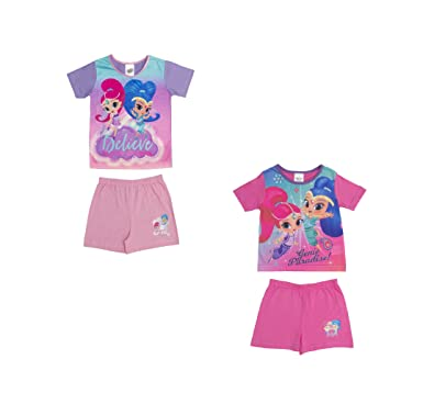 3c92e0e2c Cartoon Character Products 2 Pack Nickleodeon Shimmer   Shine Girls ...