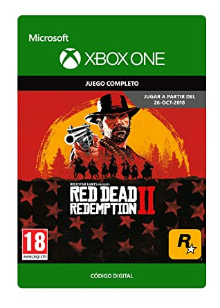Red Dead Redemption 2 | Xbox One - Código de descarga ...