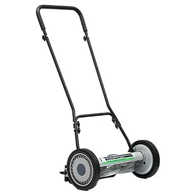 American Lawn Mower Company 1815-18 815-18 Reel Lawn Mower, 18-Inch, 5-Blade, Black