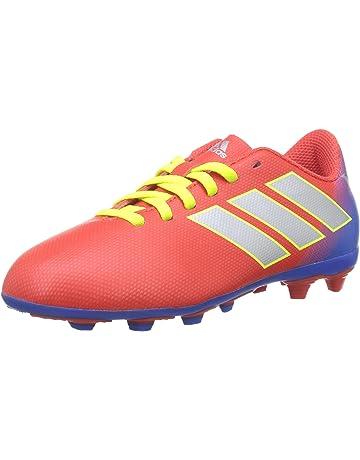 online store 9bdae 12c26 adidas Boys Nemeziz Messi 18.4 FxG J Football Boots