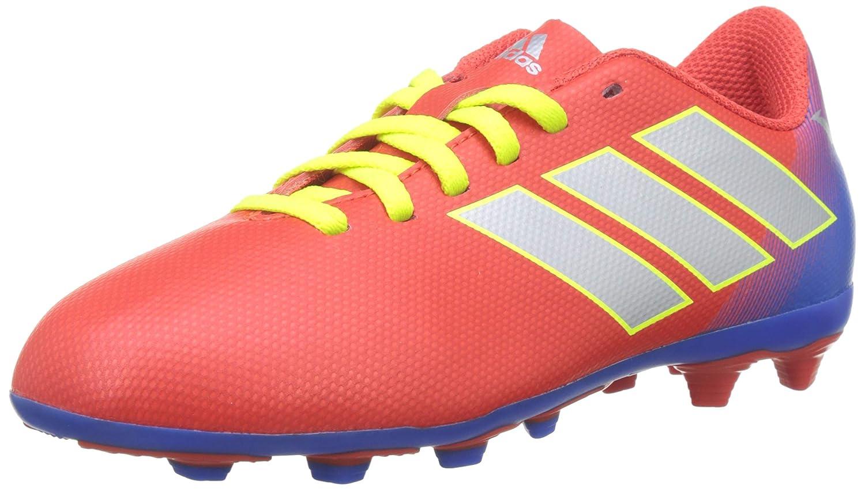 90fd533f7214 adidas Boys  Nemeziz Messi 18.4 FxG J Football Boots  Amazon.co.uk ...