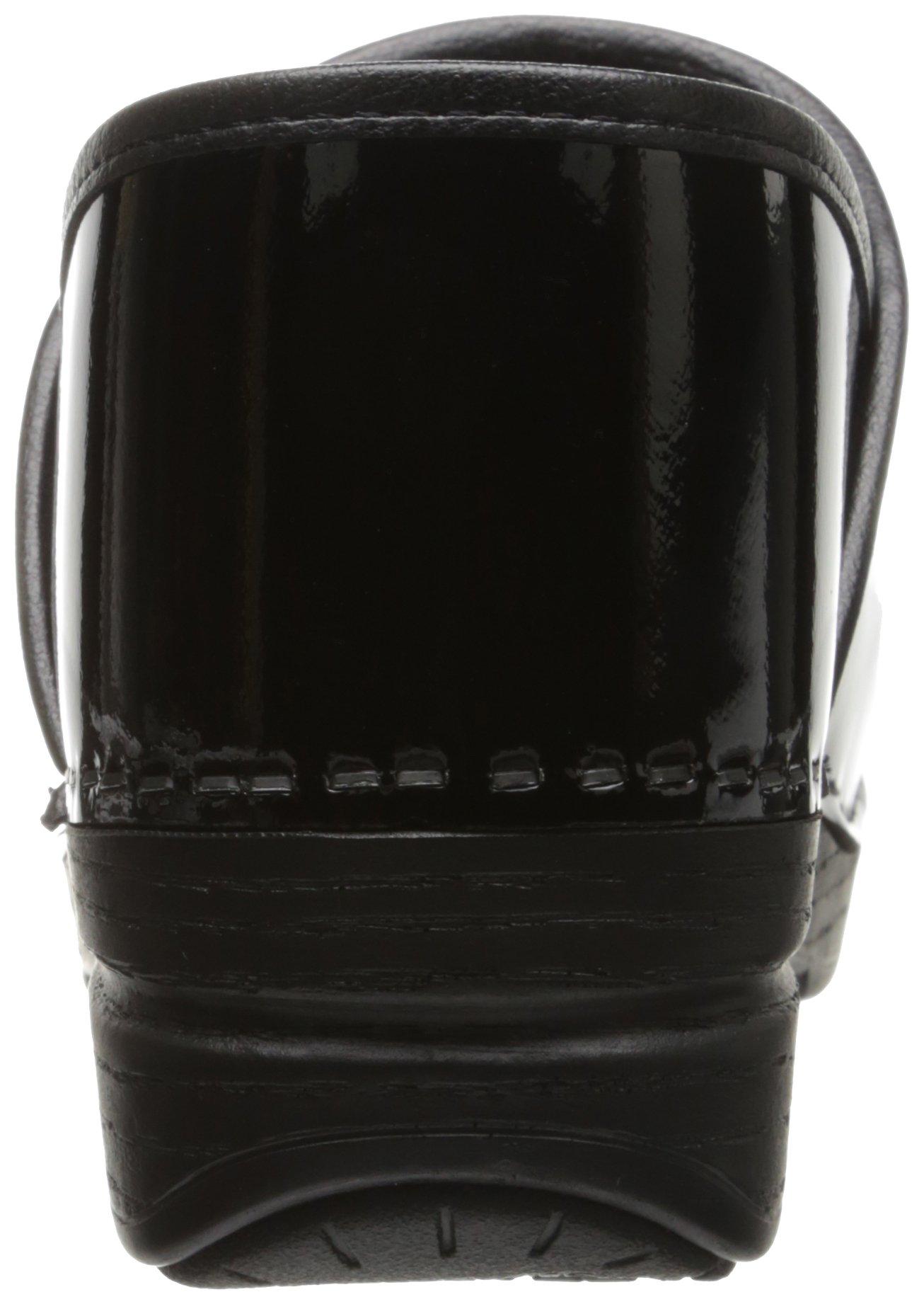 Dansko Women's Pro XP Mule,  Black Patent, 38 EU/7.5-8 M US by Dansko (Image #2)