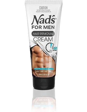 NADS Crema Depilatoria para Hombres - 200 ml