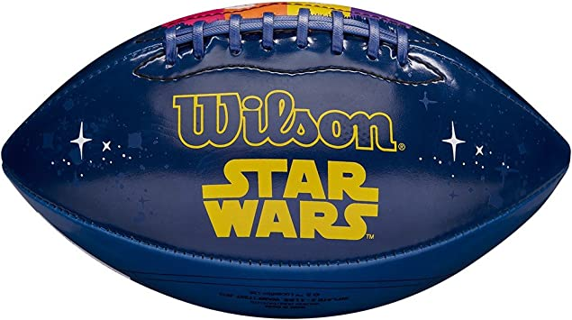 Wilson Sporting Goods Star Wars Han Solo & Chewbacca Mini Balón de ...