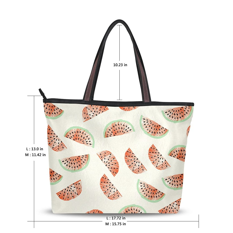 WHBAG New Design Handbag For Women,Watermelon Sweet Girl,Shoulder Bags Tote Bag