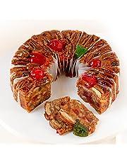 Sliced DeLuxe Fruitcake 1 lb. 14 oz. Collin Street Bakery
