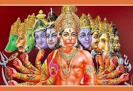 11 mukhi hanuman hd