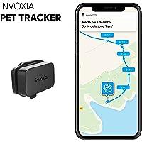 Pet Tracker - Traceur GPS pour chats et chiens - Abonnement inclus - Plusieurs mois d'autonomie - léger et petit
