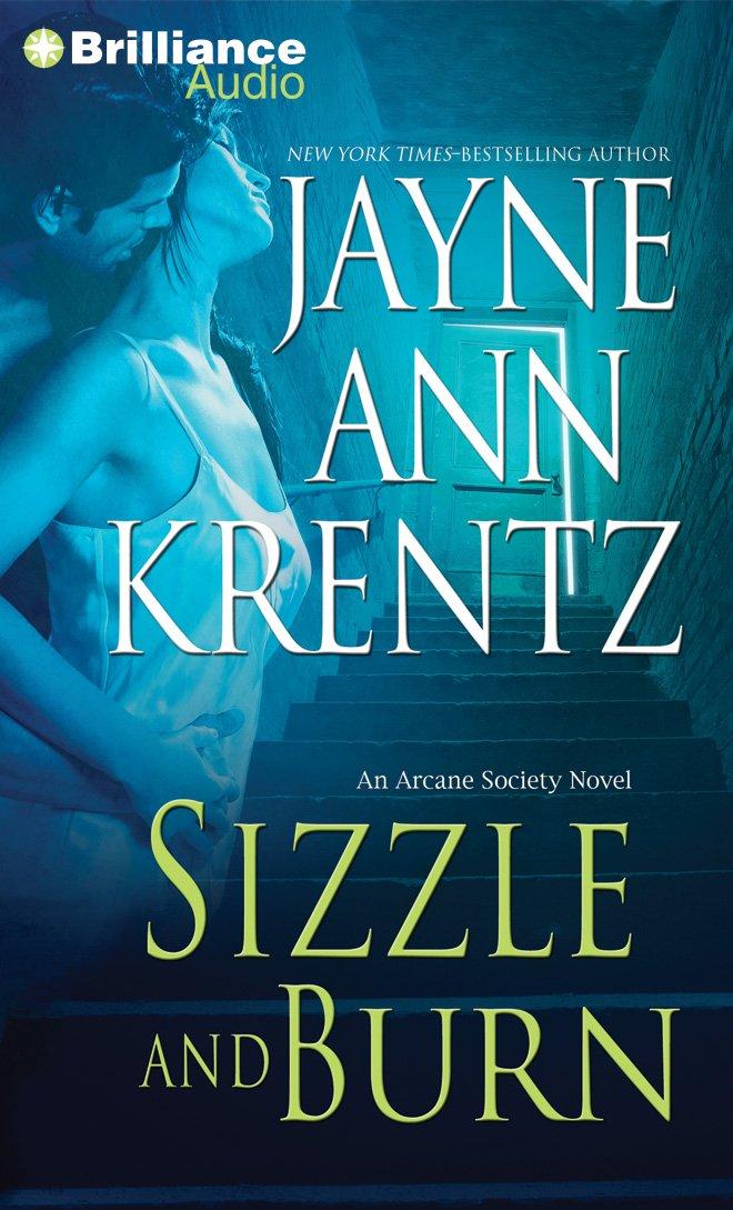 Download Sizzle and Burn (Arcane Society Series) pdf epub