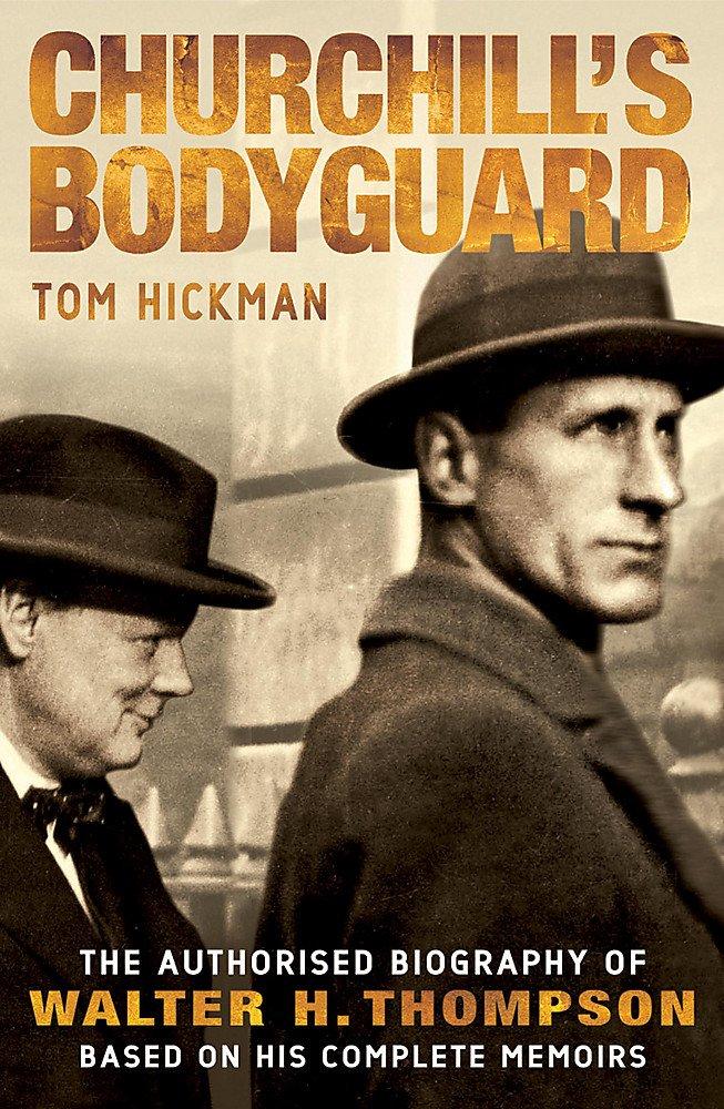 Churchill's Bodyguard ebook