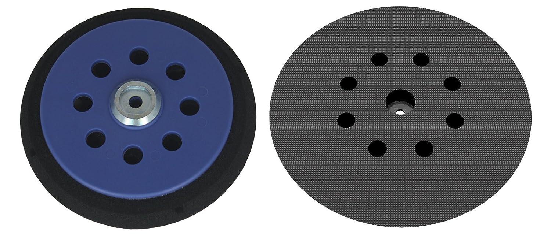 Disques de pon/çage /à 8 trous NOUVEAU Plateau de pon/çage moyen pour Makita BO6030 BO6040 Velcro