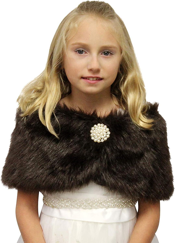 Faux Fur Wedding Wrap...