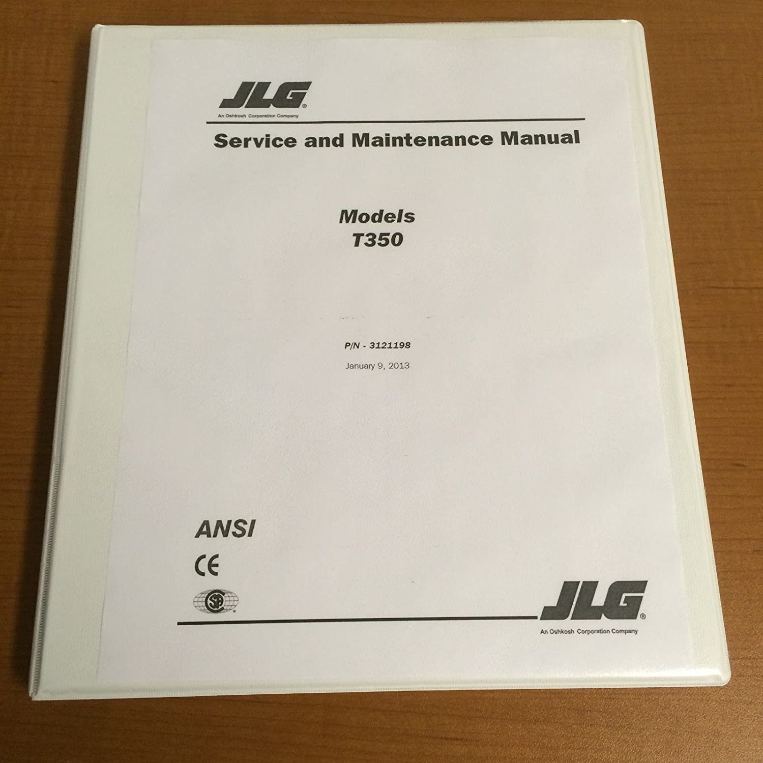 jlg t350 towable boom service and maintenance manual amazon comJlg T350 Parts Diagram #13
