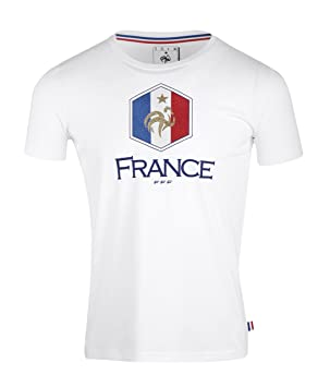 Camiseta polo oficial de la selección francesa de fútbol (talla de ...