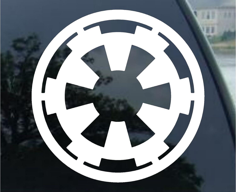 Star wars autocollant pour vitre de camion motif empire galactique amazon fr auto et moto