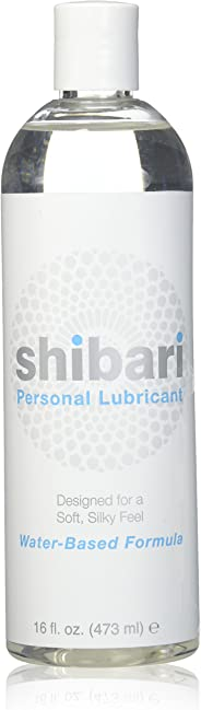 Shibari Intimate Lubricant Water Based 16oz Bottle