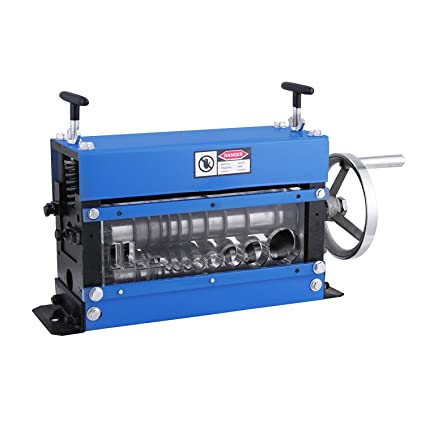 Lumche Máquina de Pelacable Manual Φ1.5mm a Φ40mm Máquina Peladora de Cables  con 10 bb0d23164bdd