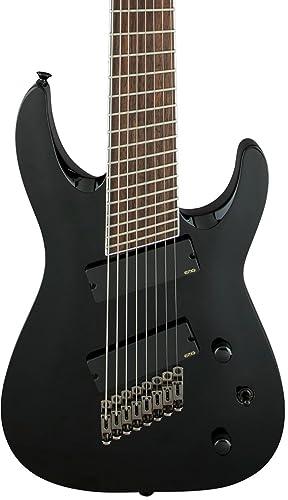 Jackson SLAT8FF X Series Soloist - Gloss Black
