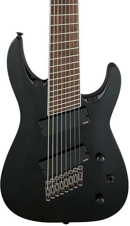 e6b3455eaf8 Amazon.com  Jackson SLAT8FF X Series Soloist - Gloss Black  Musical  Instruments