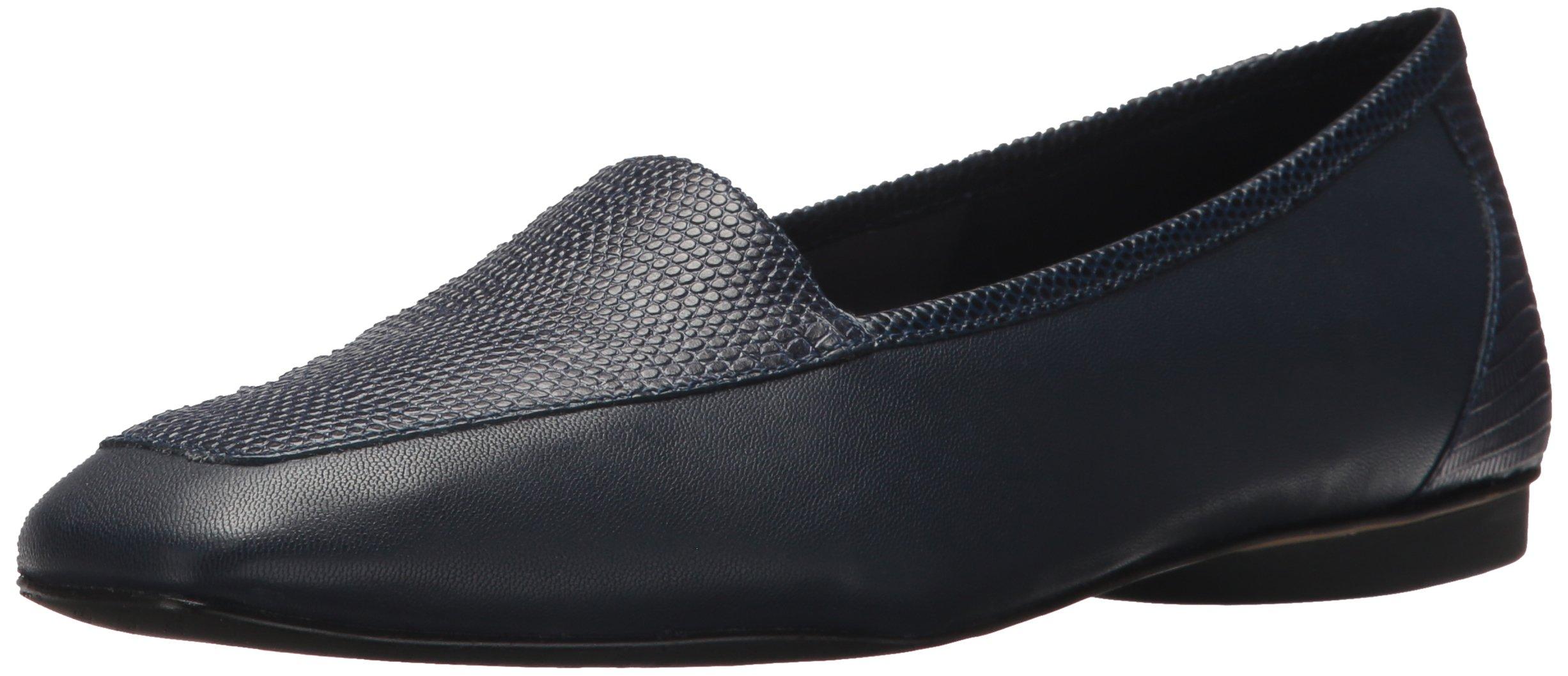 Donald J Pliner Women's DEEDEE Shoe, navy, 5.5 Medium US