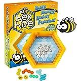 智库 美国FatBrain 儿童数学逻辑推理 智力游戏益智棋类拼图 蜂狂数拼