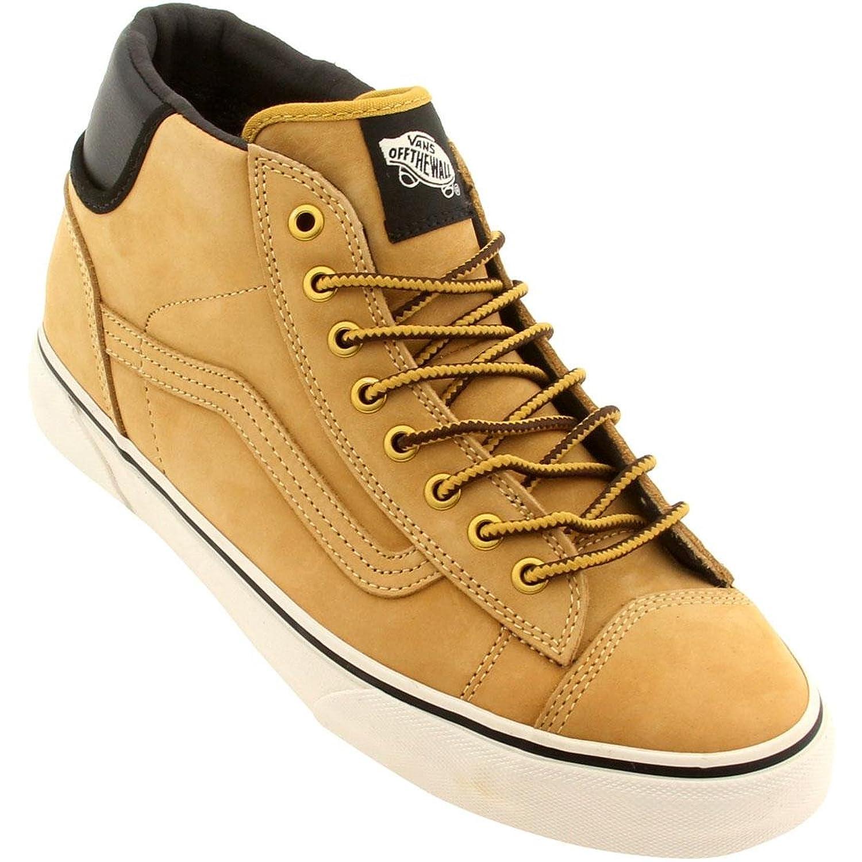 Vans Men's Mid Skool Mte Ca Technical Skateboarding Shoes beige arrowwood  beige Size: 7.5 UK: Amazon.co.uk: Shoes & Bags