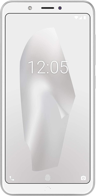 AQUARIS C 16 2GB White/Silver WHI