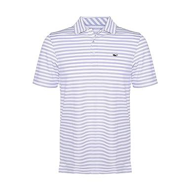 c94bc1249c4543 Vineyard Vines Men's Performance Pique Polo Shirt (Thistle, Small) at  Amazon Men's Clothing store: