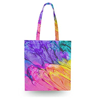Amazon Com Painting In Progress Canvas Tote Bag Travel Totes