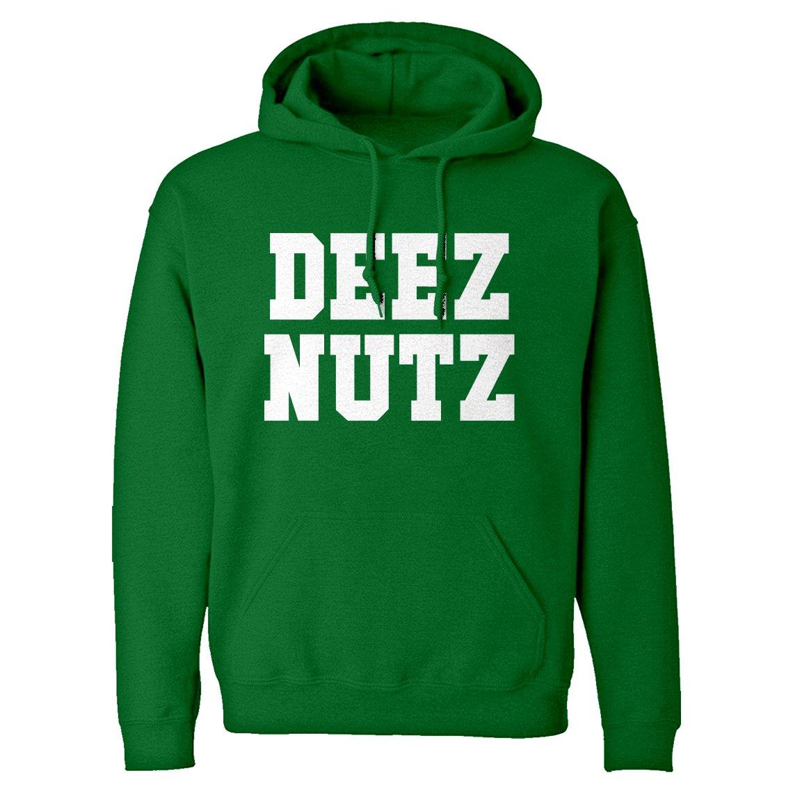Indica Plateau Deez Nuts Adult Hoodie 3013-H