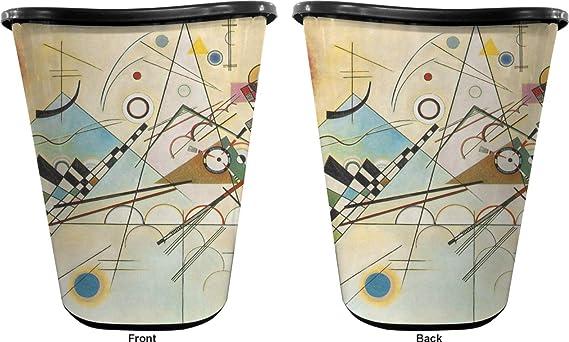 RNK Shops Kandinsky Composition 8 Flip Flops
