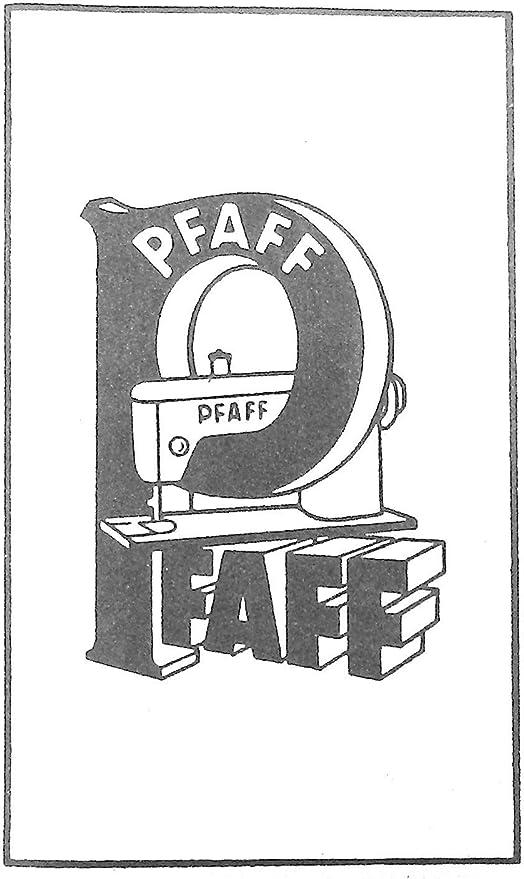 10 Pfaff Sistema 332 (LR) piel Máquina de coser agujas redondo ...
