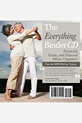 The Everything Binder CD - Financial, Estate and Personal Affairs Organizer CD-ROM