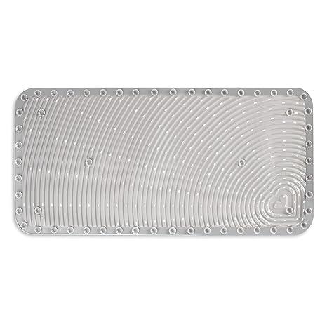 Amazon.com: Munchkin Soft Spot Cushioned Bath Mat, Grey: Baby