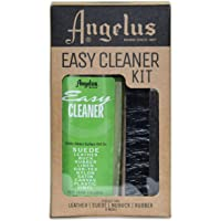 Jwong Angelus Easy Cleaner Kit With 240ml Cleaner, Brush And Microfiber Towel