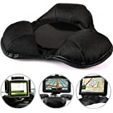 New Universal Black Weighted Beanbag In Car GPS Dashboard Mount Holder SAT Nav Dash Mat for GPS Sat Nav TomTom Ipad Ipad Mini Mobile Device