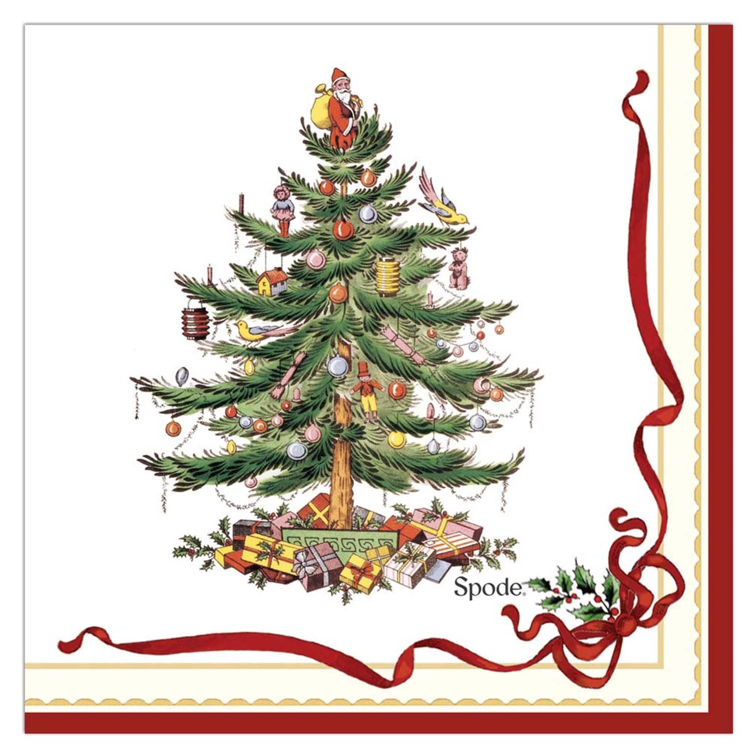 Watch Amscan Classic Christmas Tree Luncheon Napkins, 16 Ct. Party Tableware video