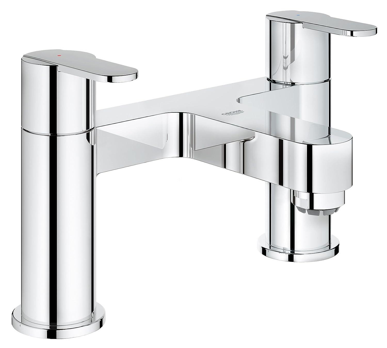 GROHE 25134000 | Get Two-Handled Bath Mixer: Amazon.co.uk: DIY & Tools