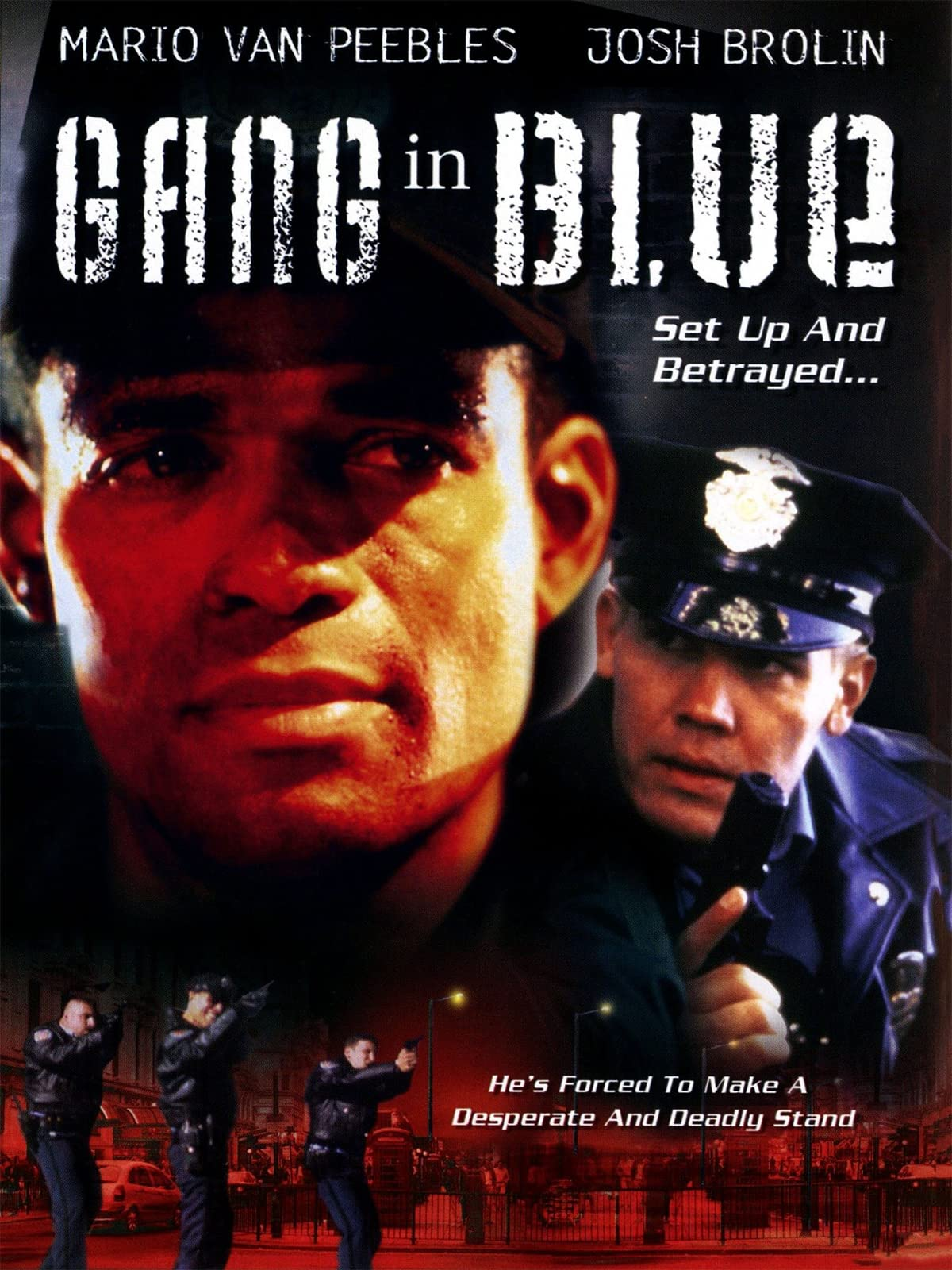 Gang in Blue on Amazon Prime Video UK