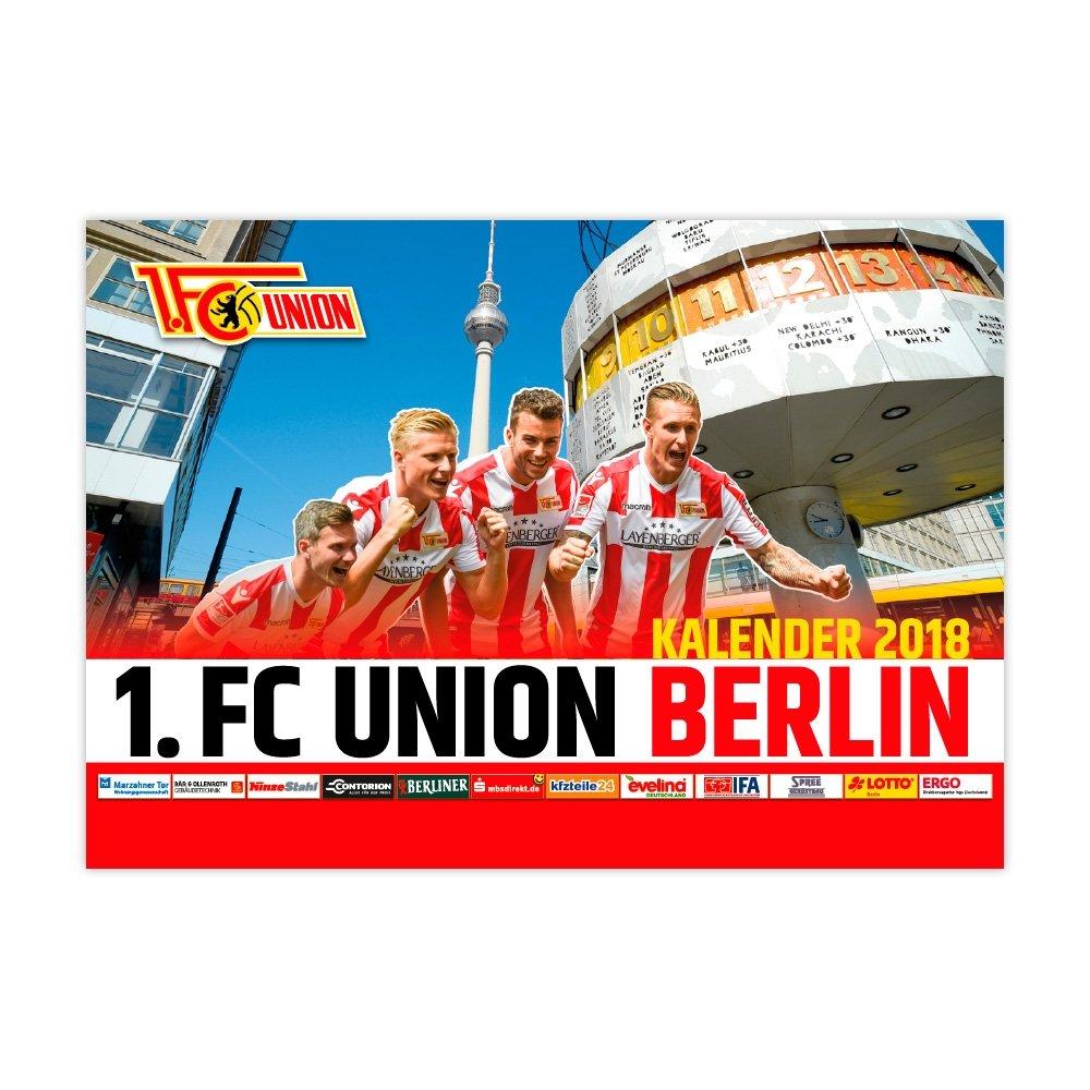 1. FC Union Berlin Jahreskalender 2018 1. FC Union Berlin e.V.
