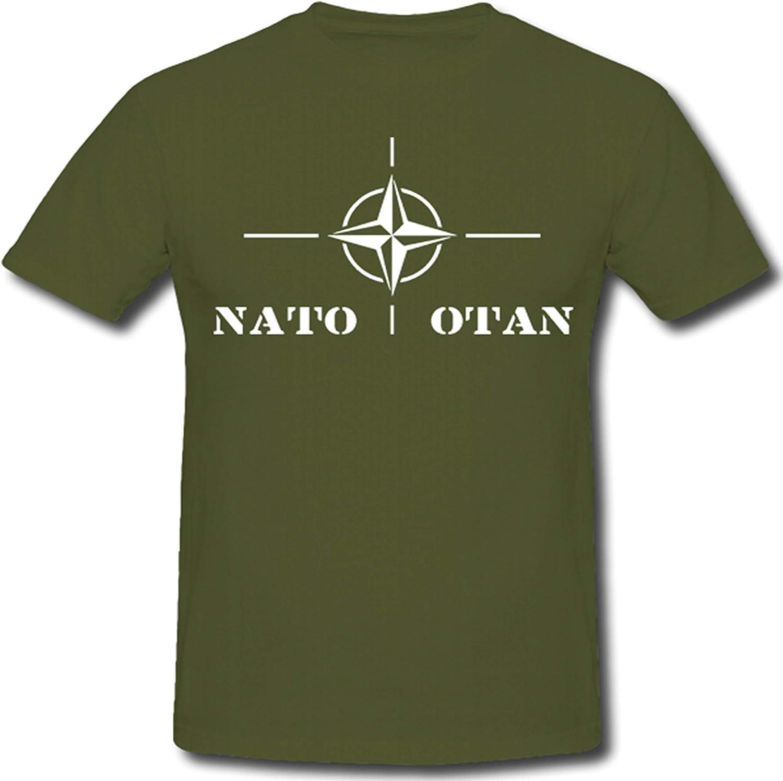Copytec Alianza OTAN OTAN Army Militär Isaf – Camiseta # 1404: Amazon.es: Ropa y accesorios