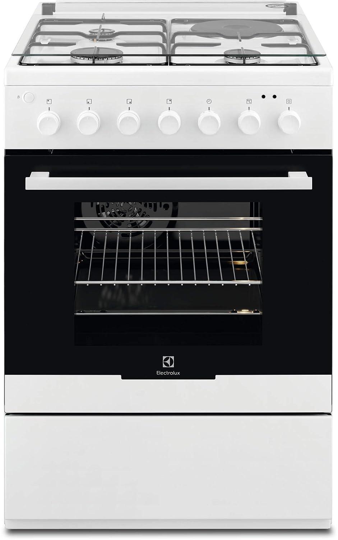 ELECTROLUX - Cuisinieres mixtes EKM 60398 OW