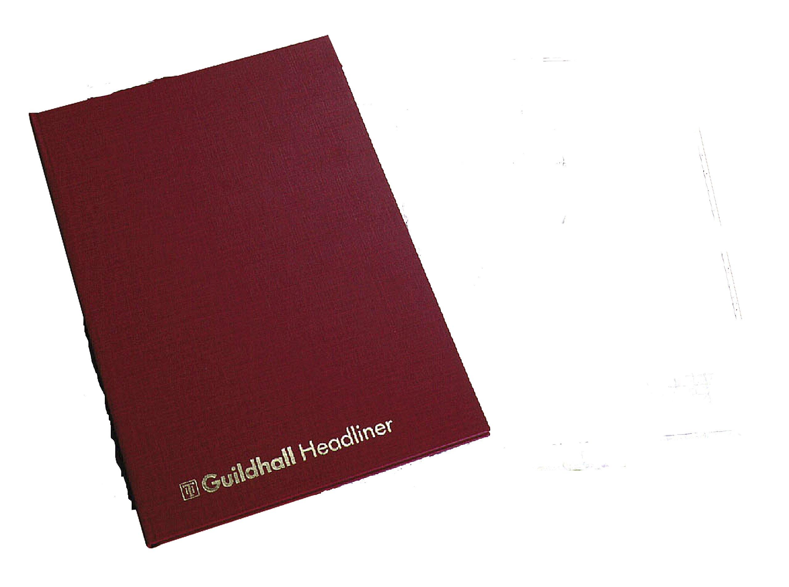 GUILDHALL HEADLINER BOOK 298X203 38/6
