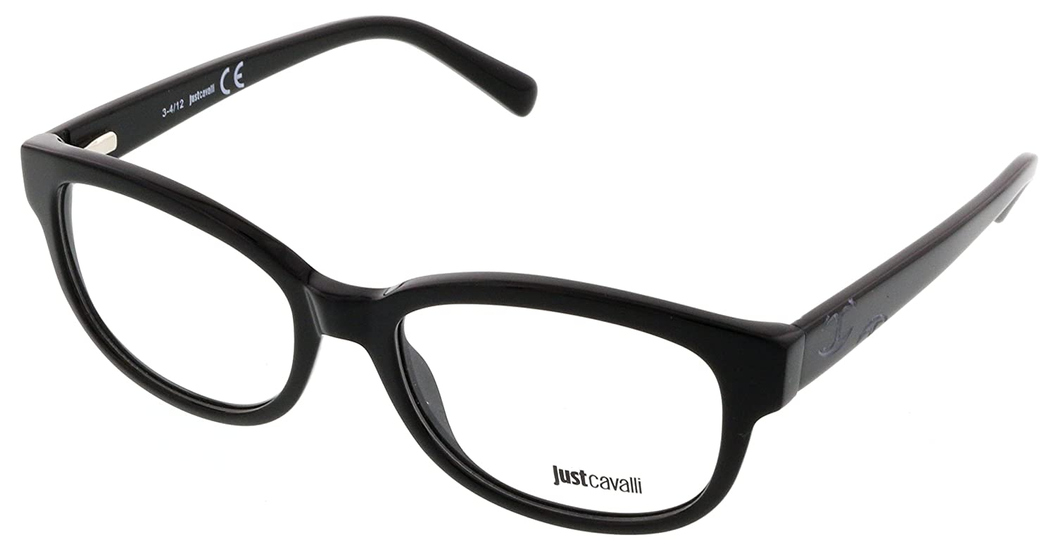 Just Cavalli for unisex jc0532 - 001, Designer Eyeglasses Caliber 53
